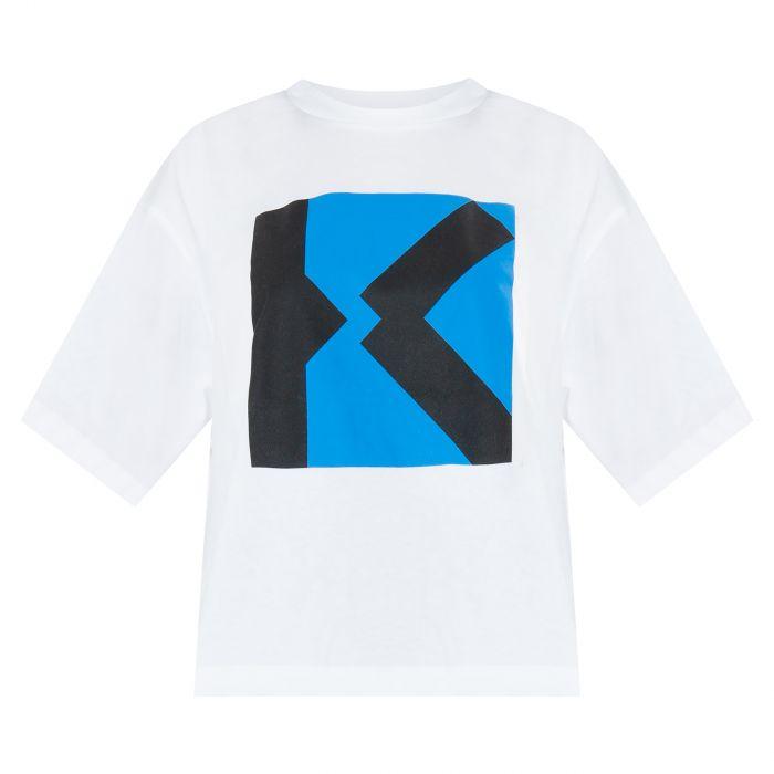 Футболка Kenzo Kenzo Sport белая