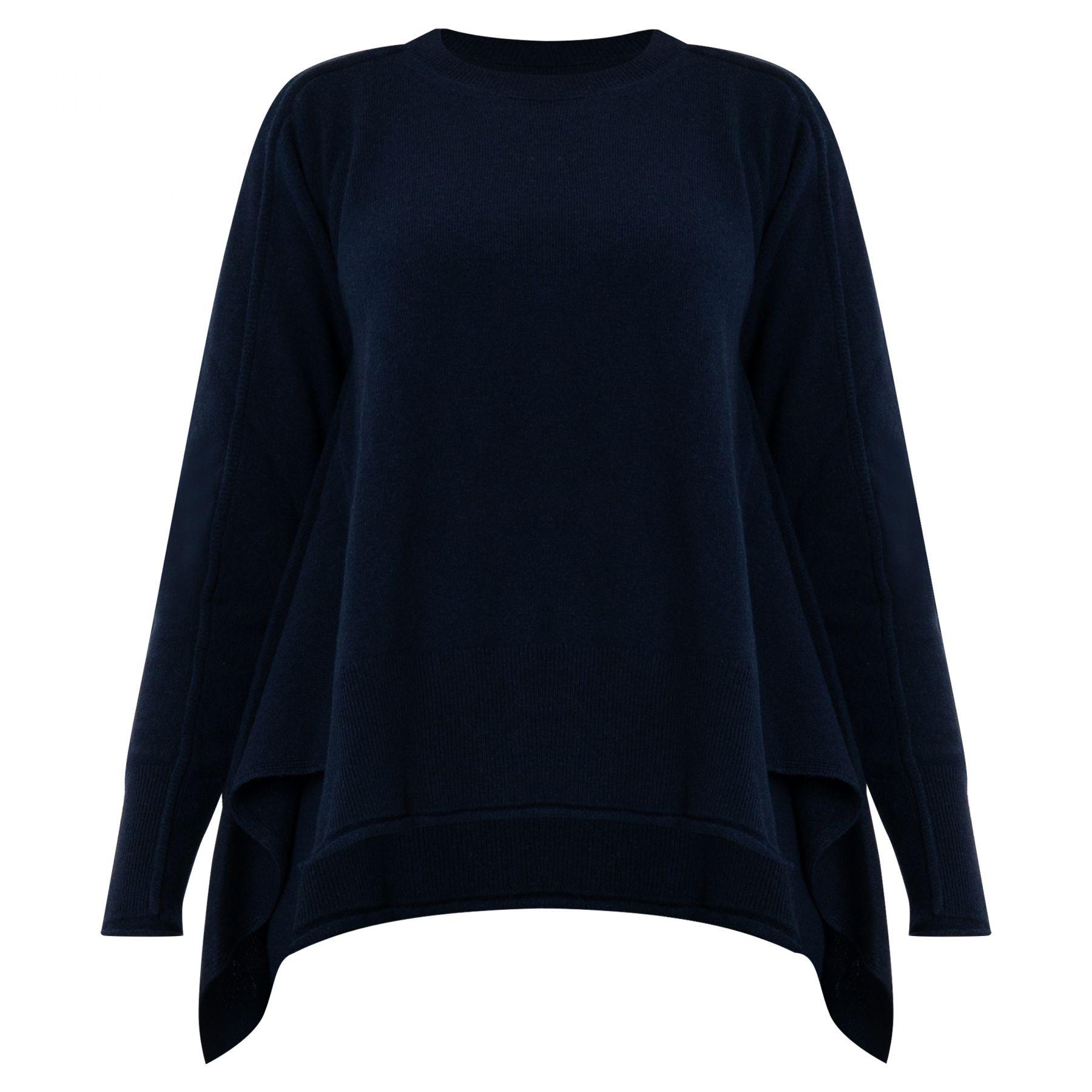 Джемпер Stella McCartney темно-синий