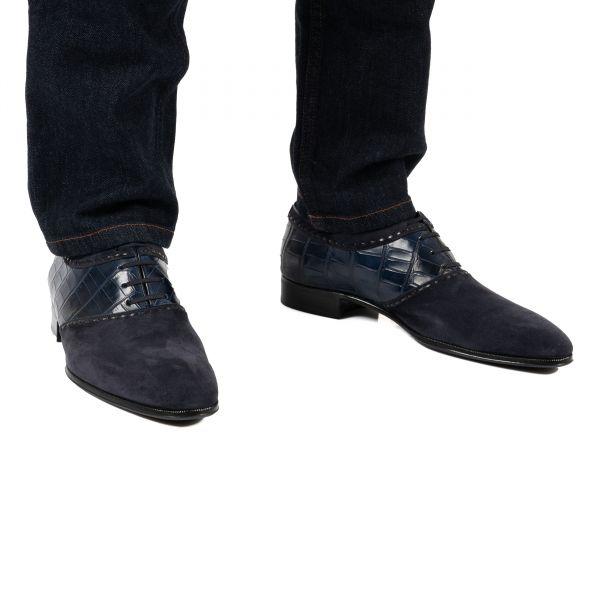 Туфли Artioli темно-синие