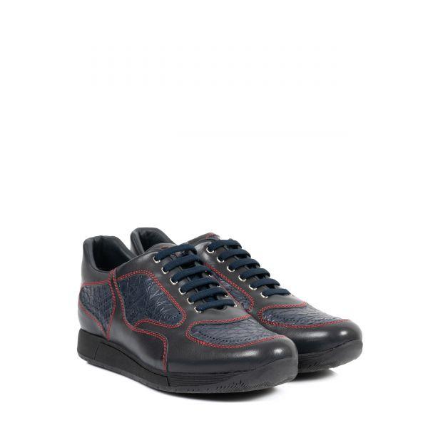 Кроссовки Artioli черно-синие