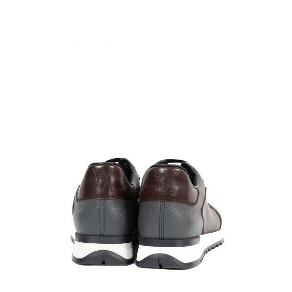 Кроссовки Artioli сине-черные
