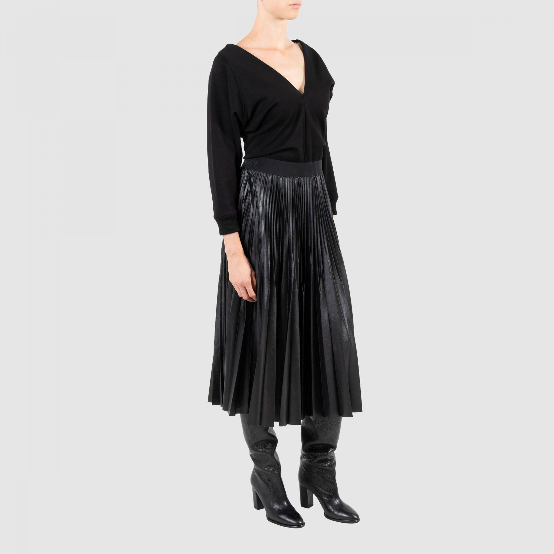 Ботфорты Le Silla черные