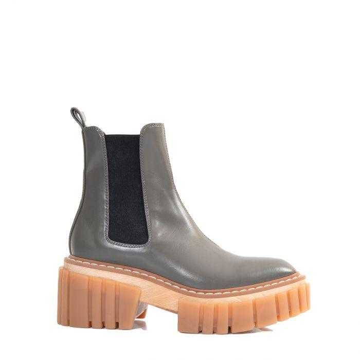 Ботинки Stella McCartney Emilie серые