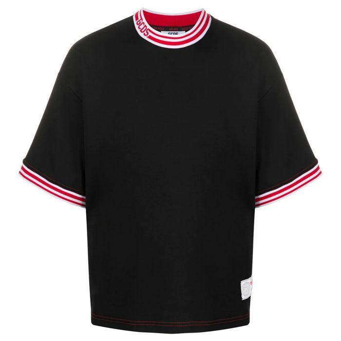 Футболка GCDS черная