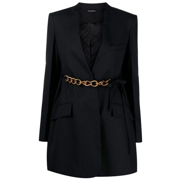 Жакет  Givenchy черный