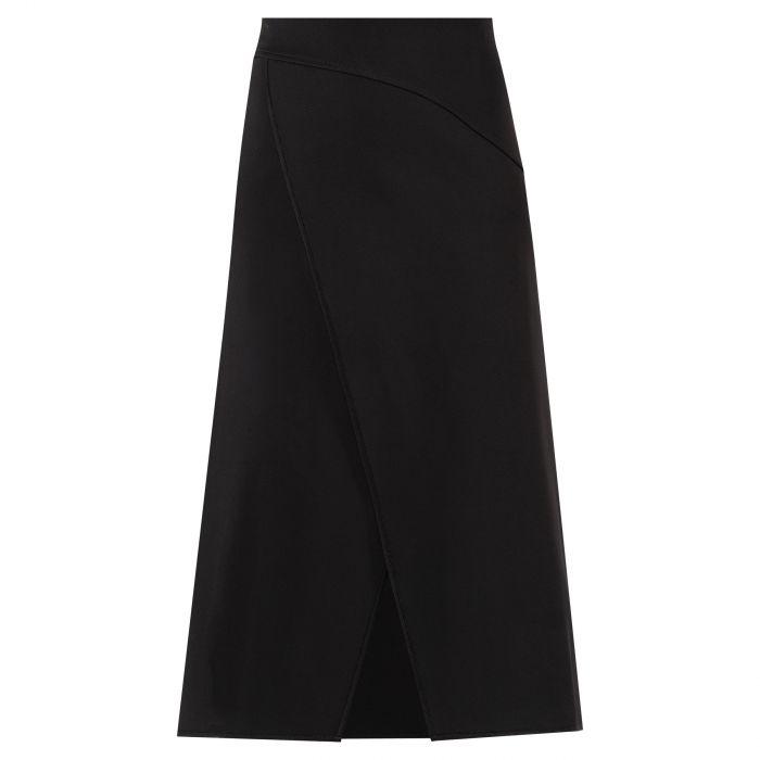 Юбка длинная Givenchy черная