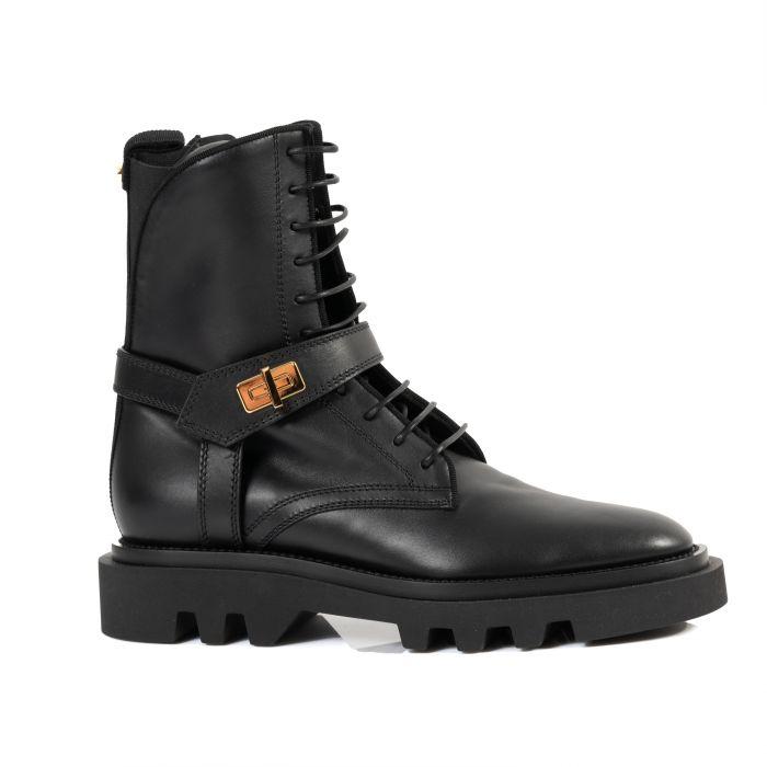 Ботинки Givenchy Eden черные