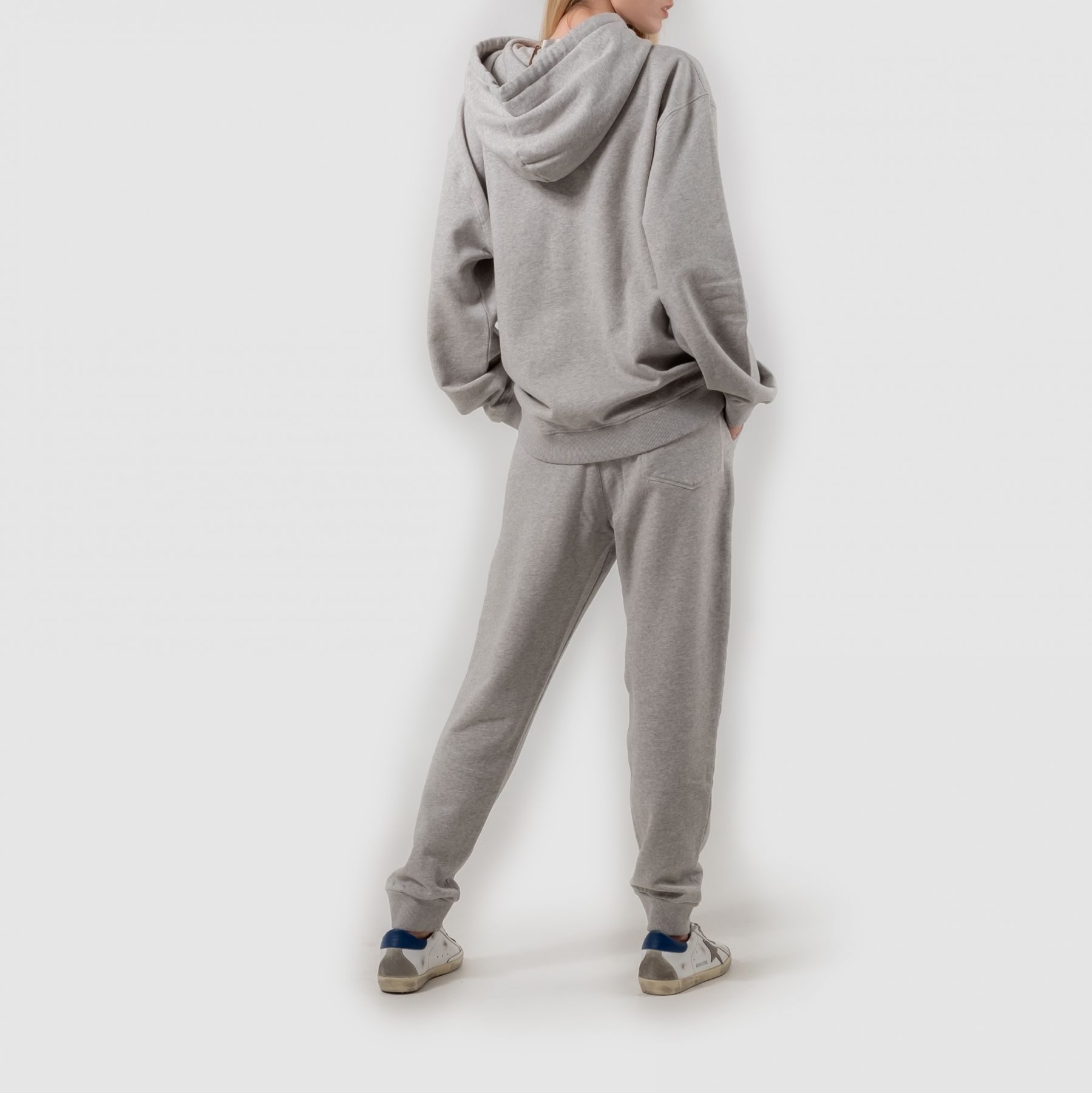 Спортивные брюки Nanushka серые