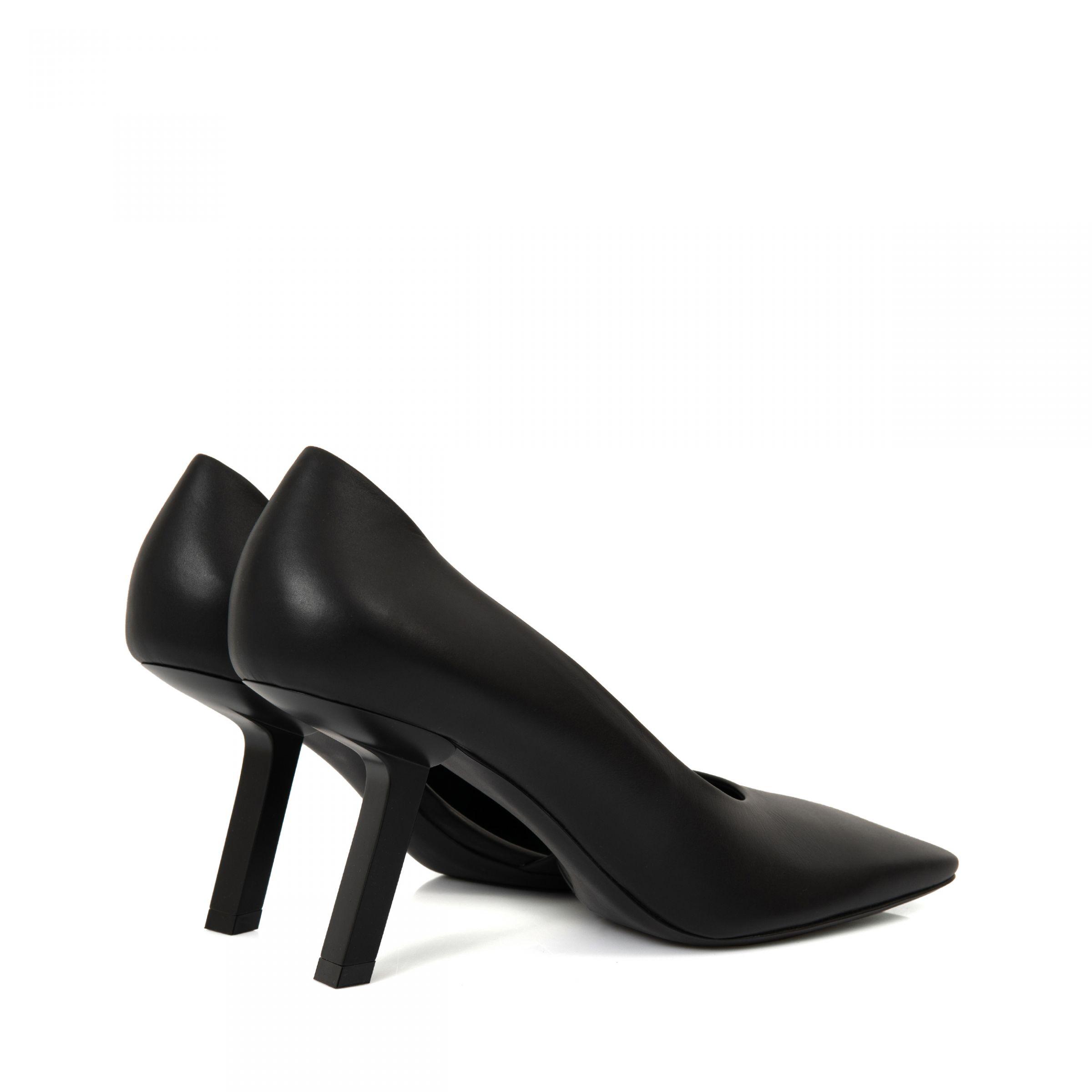 Туфли Balenciaga Void 80 черные