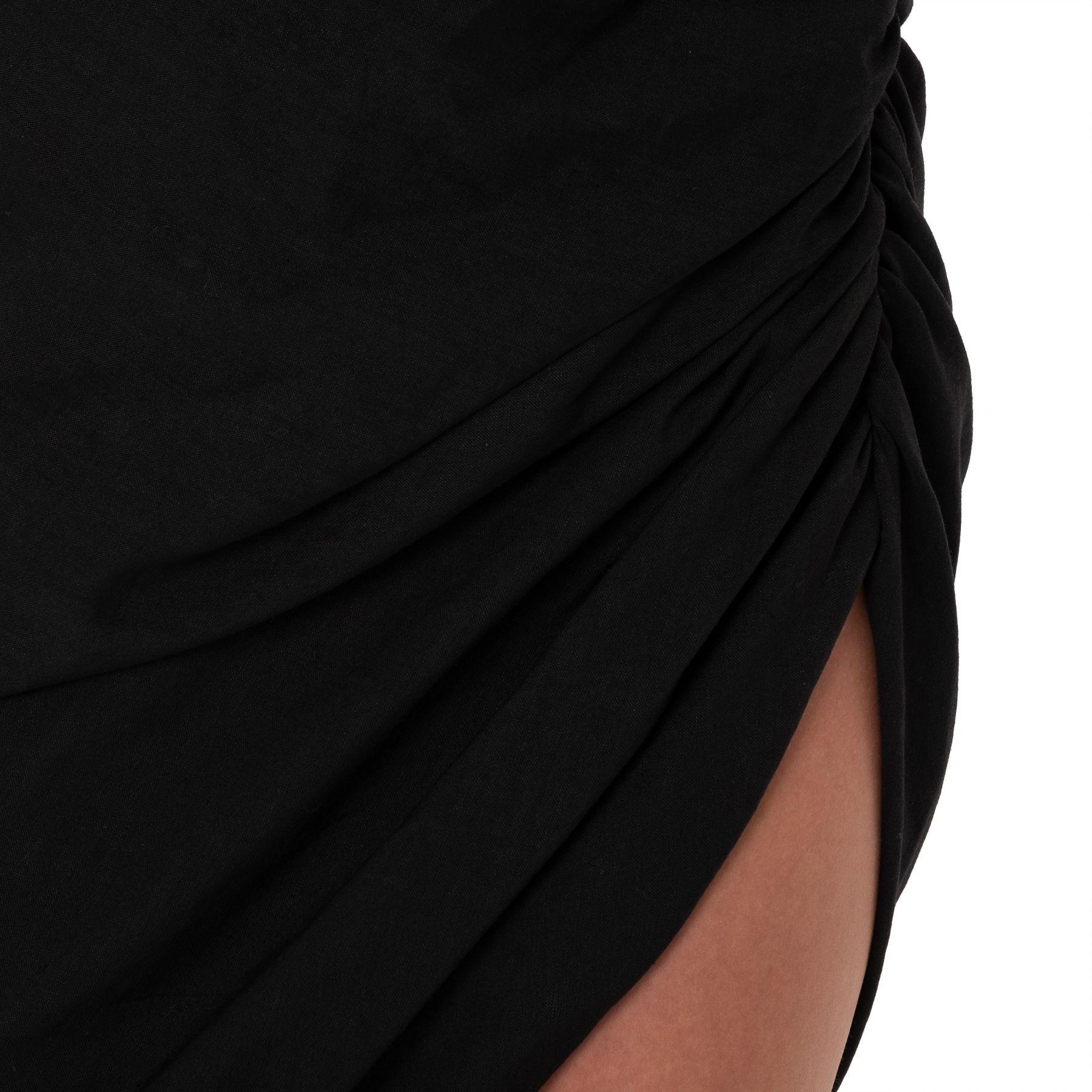Платье Jacquemus Saudade черное