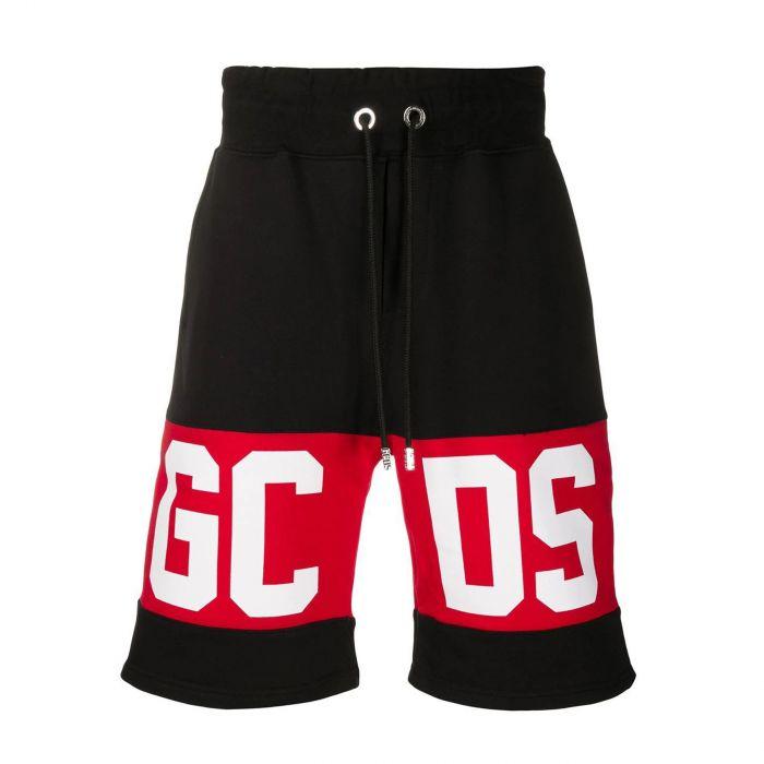 Шорты GCDS черные