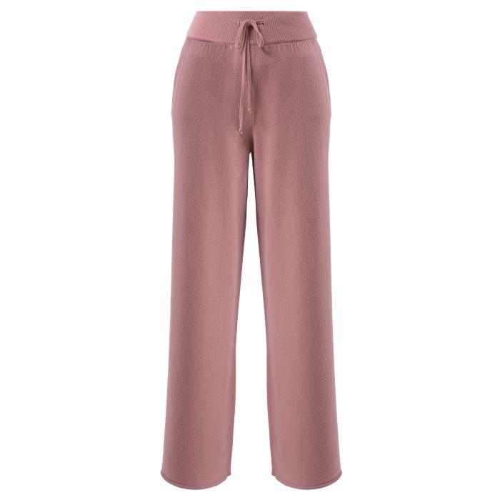 Спортивные брюки Alberta Ferretti светло-розовые