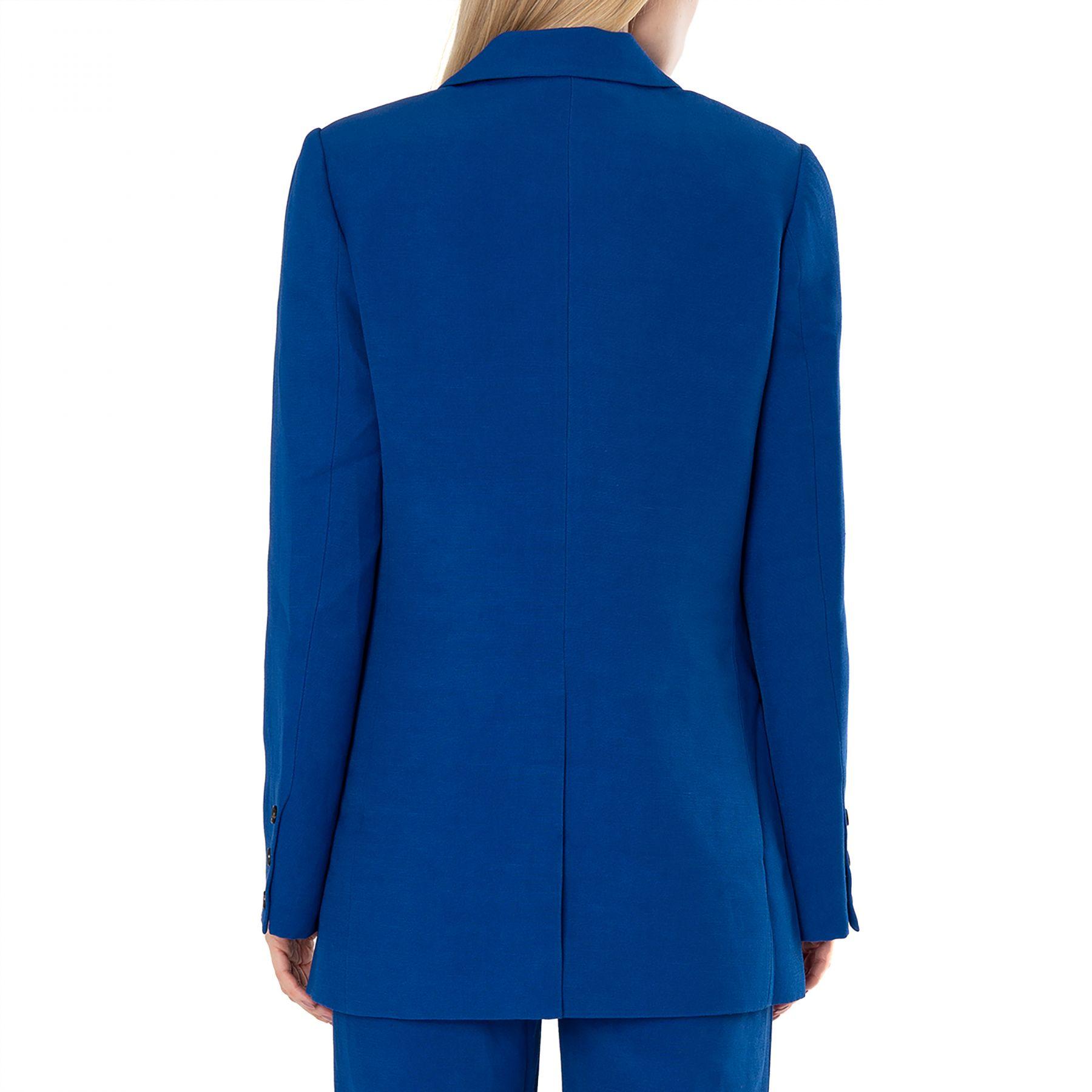 Пиджак CO синий