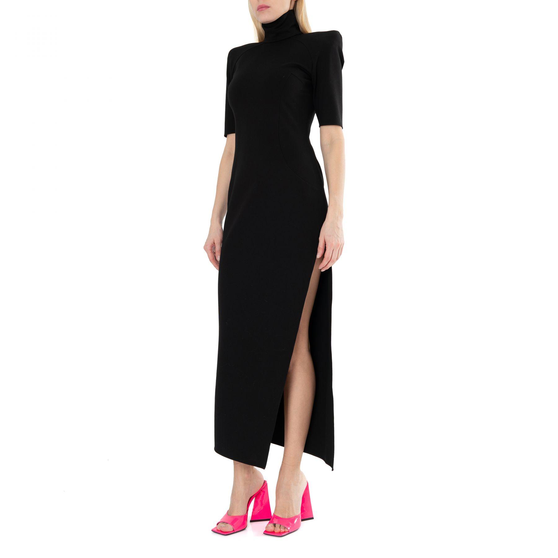 Платье The Attico EVA черное