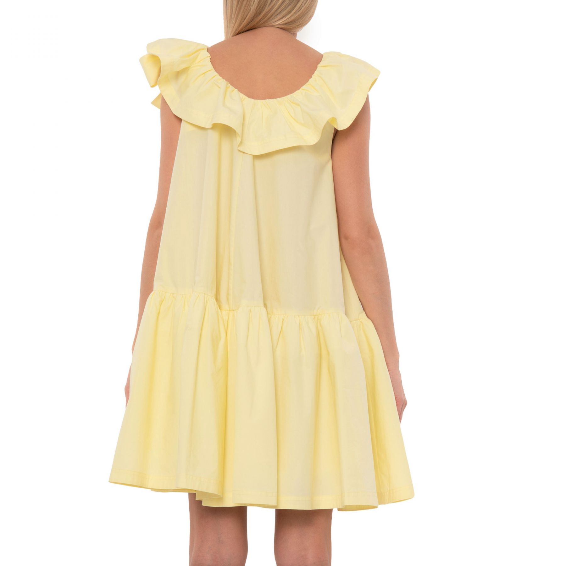 Платье 3.1 Phillip Lim лимонное