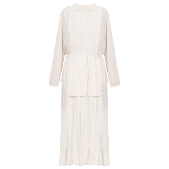 Платье 3.1 Phillip Lim белое
