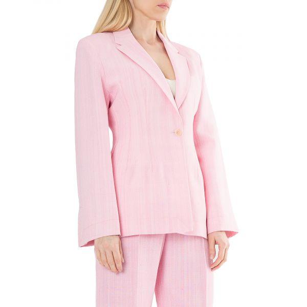 Жакет  Jacquemus La veste d'homme розовый