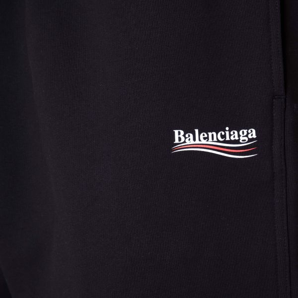 Шорты Balenciaga черные