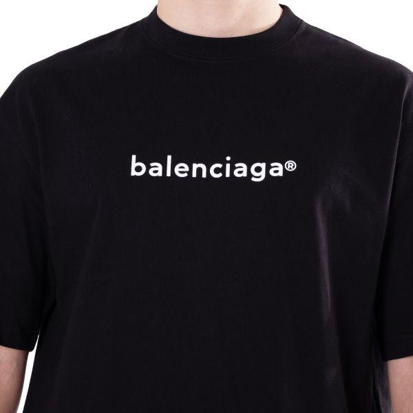 Футболка Balenciaga черная
