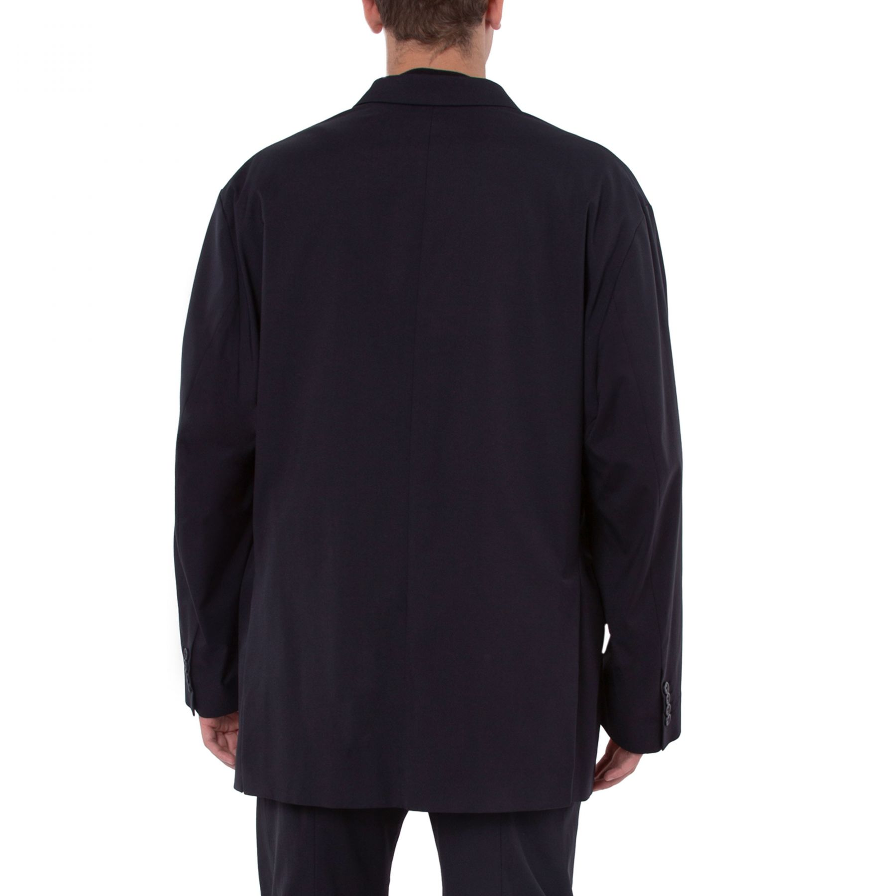 Пиджак Balenciaga черный