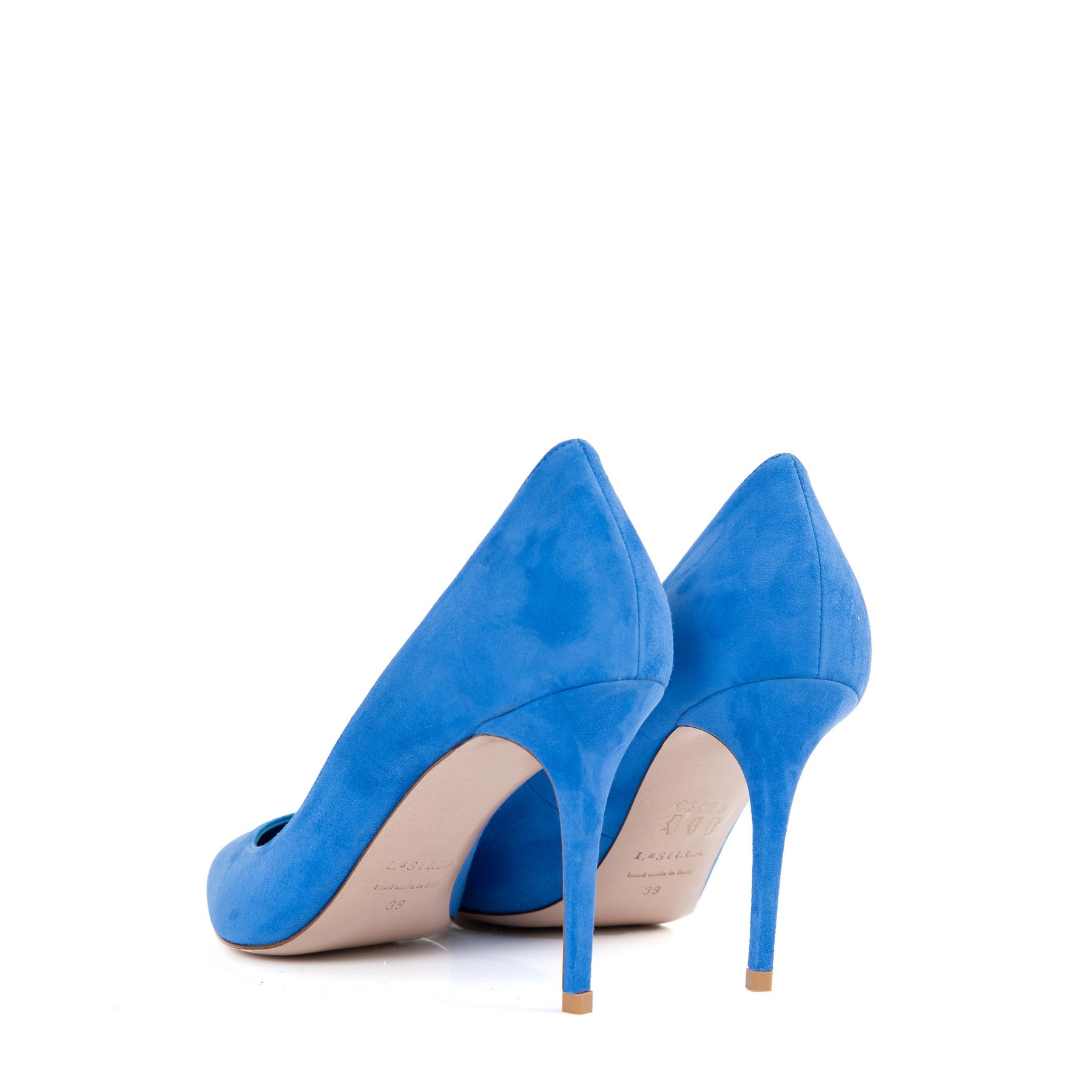 Туфли Le Silla EVA синие