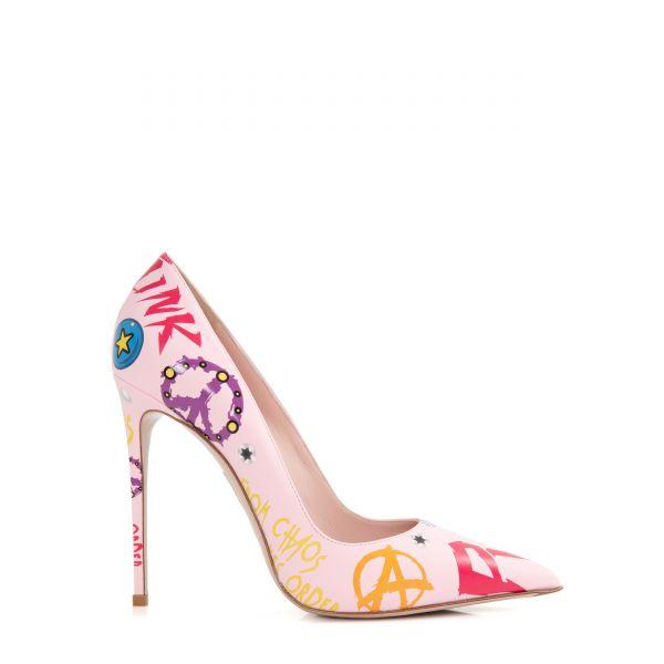 Туфли Le Silla Eva Punk розовые