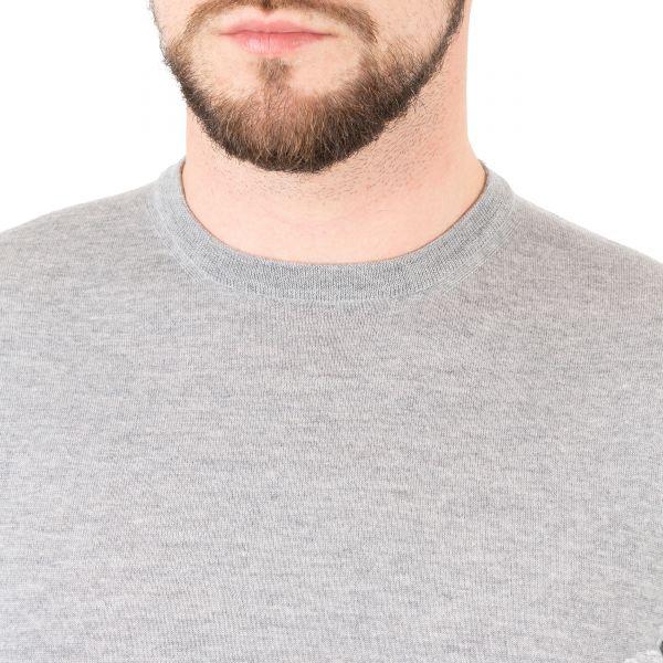 Джемпер Cruciani серый