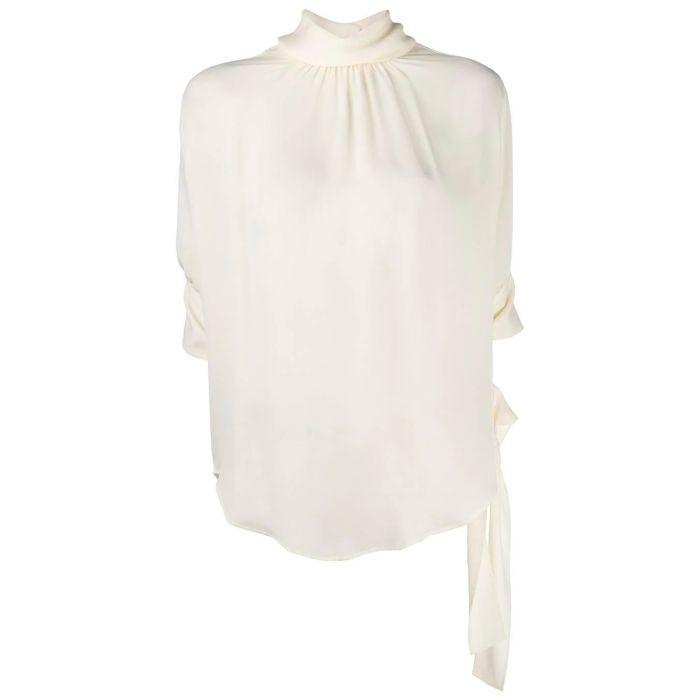 Блуза J.W.Anderson белая