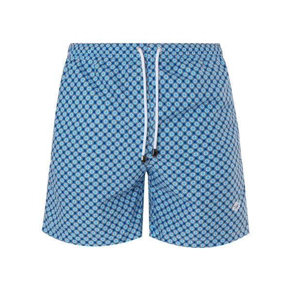 Шорты для плавания Luigi Borrelli синие