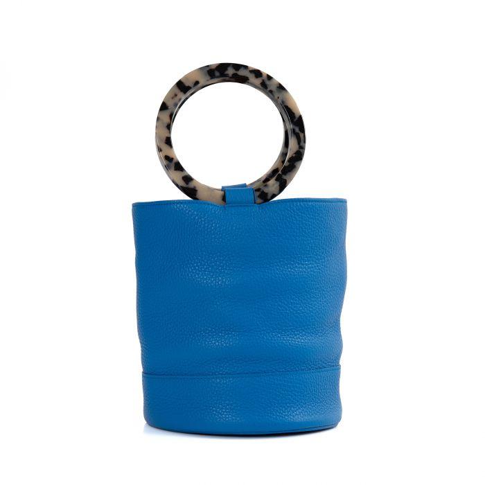 Сумка Simon Miller Bonsai синяя