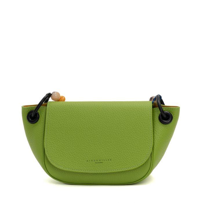 Сумка Simon Miller Bend Bag зеленая