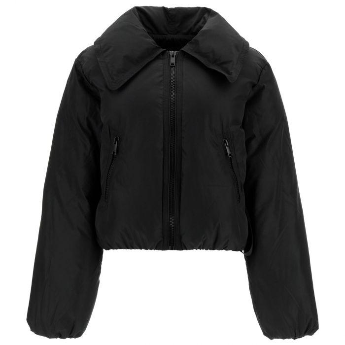 Куртка Ganni TECH черная
