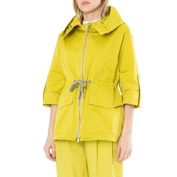 Куртка Lorena Antoniazzi желтая