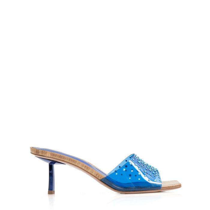 Мюли Le Silla Muriel синие