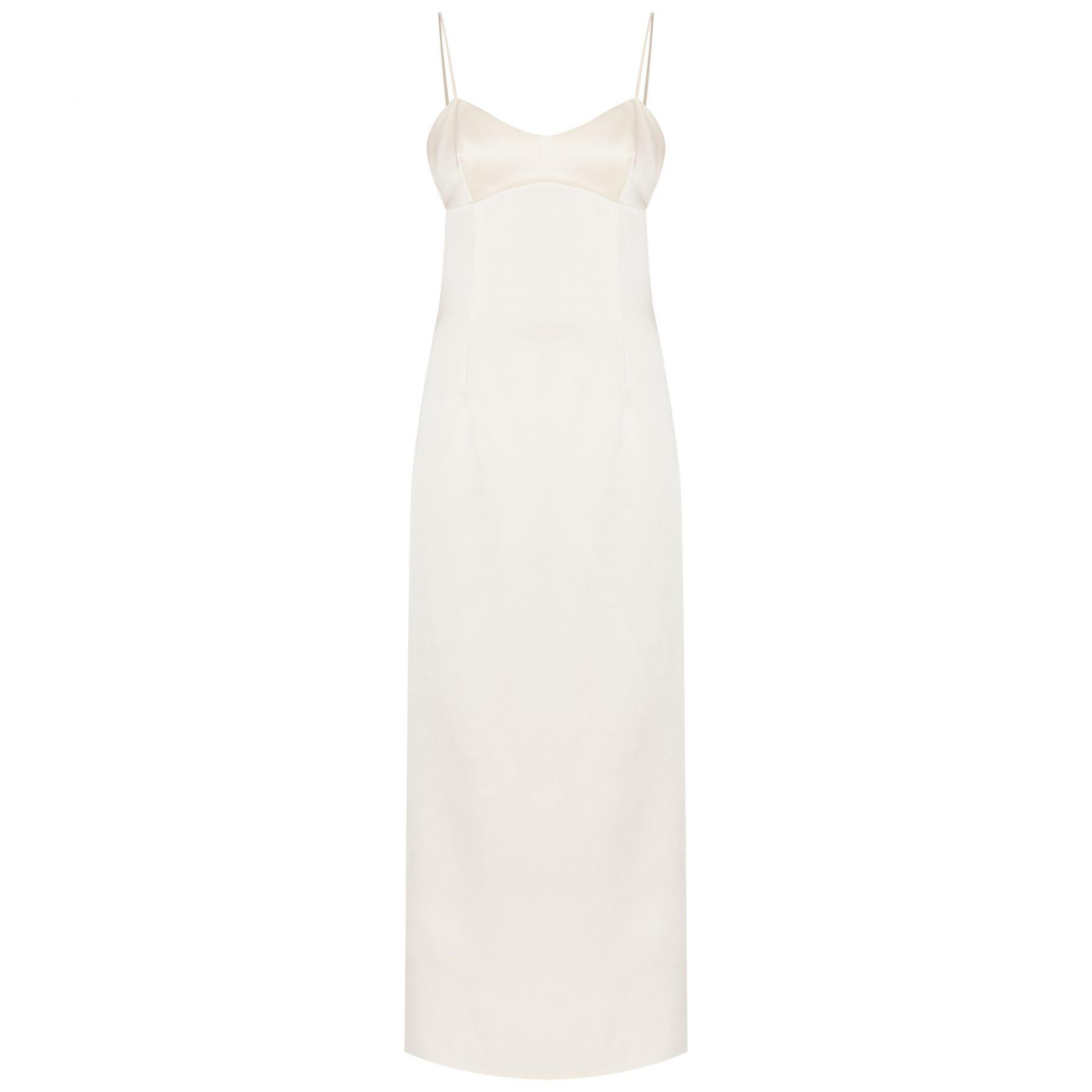 Платье Magda Butrym белое
