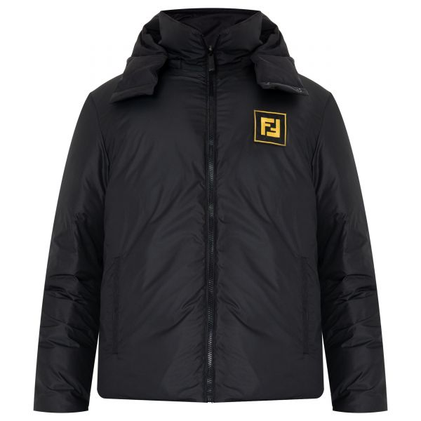 Куртка Fendi черная