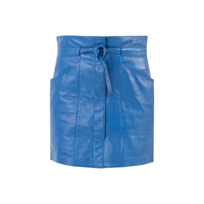 Юбка Isabel Marant синяя