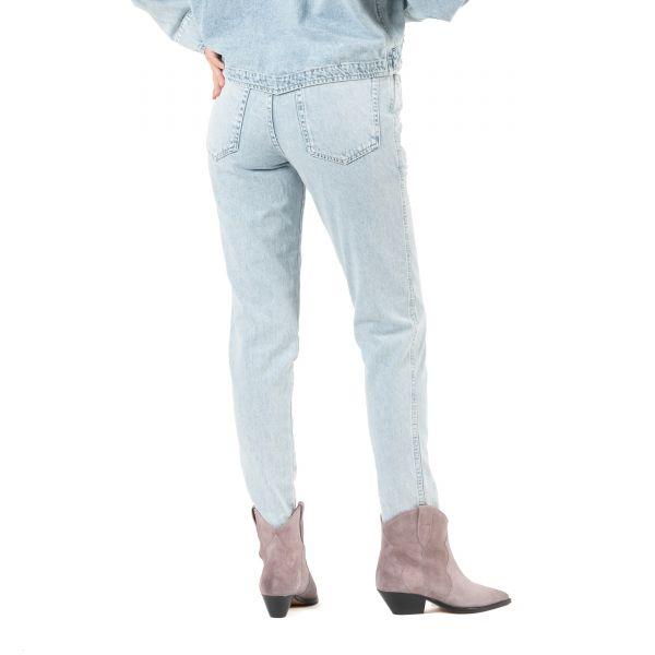 Джинсы Isabel Marant Nadeloisa светло-голубые