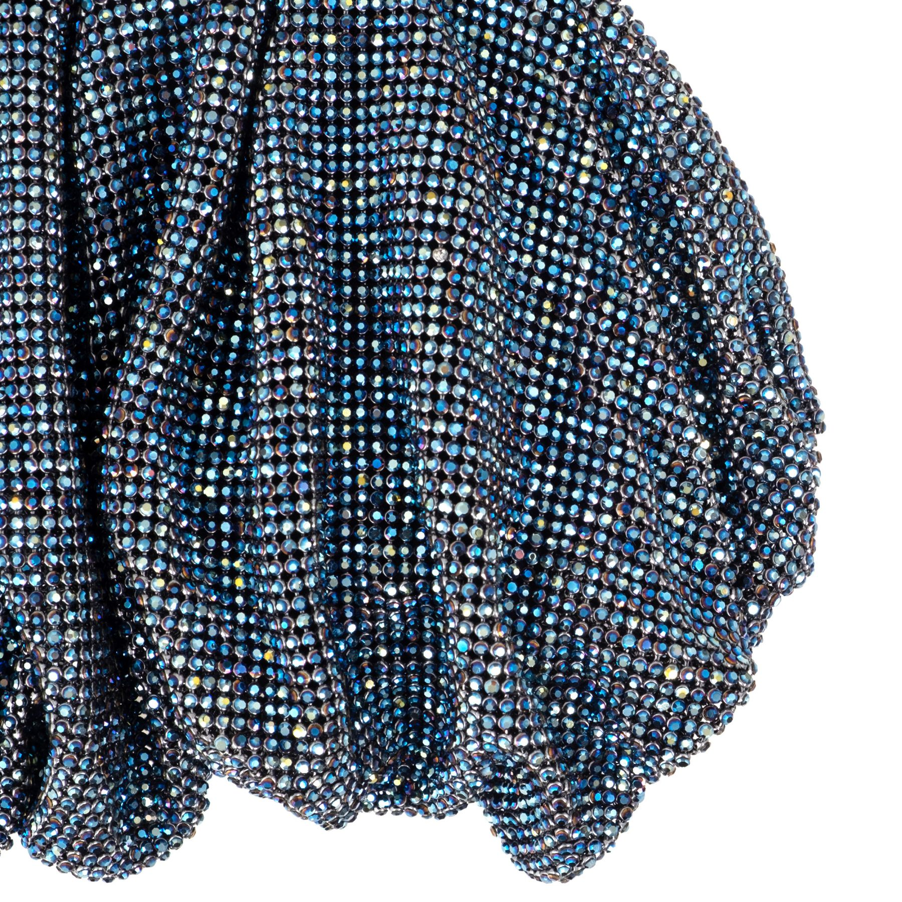 Клатч Benedetta Bruzziches темно-синий