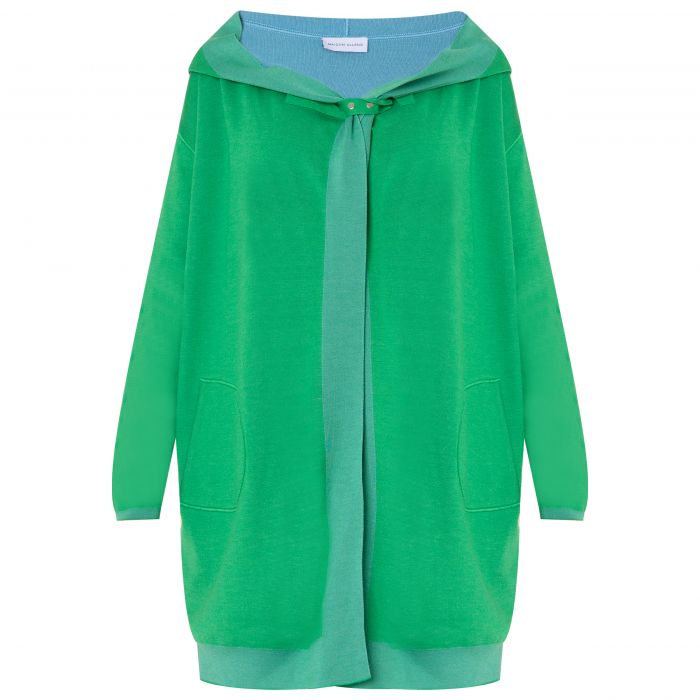 Кардиган MUS (Maison Myriam Ullens) зеленый