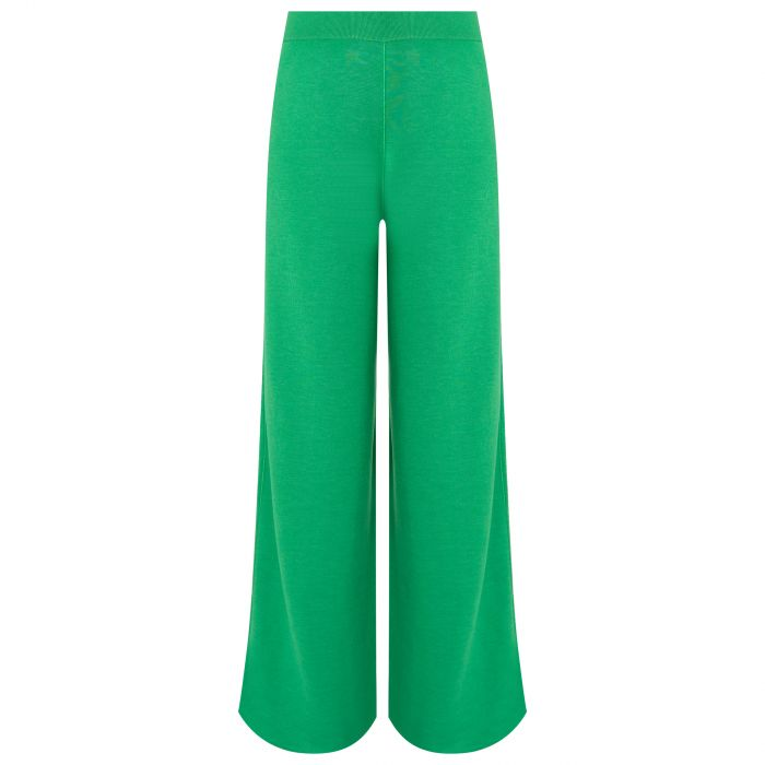 Брюки MUS (Maison Myriam Ullens) зеленые