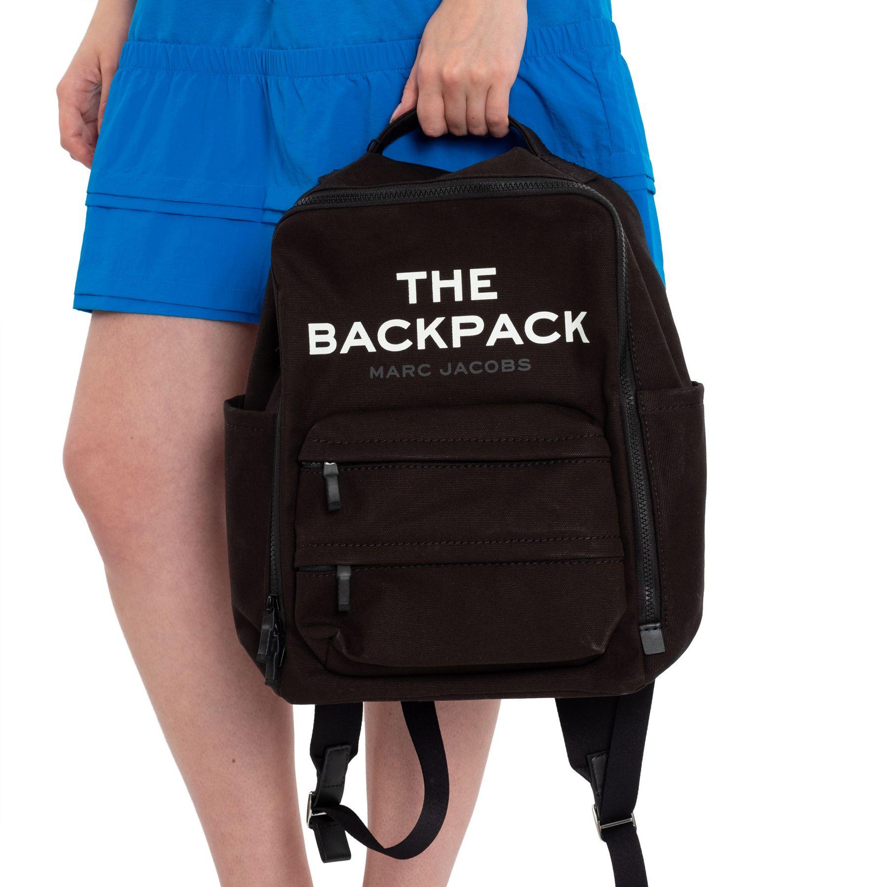 Рюкзак Marc Jacobs THE BACKPACK черный