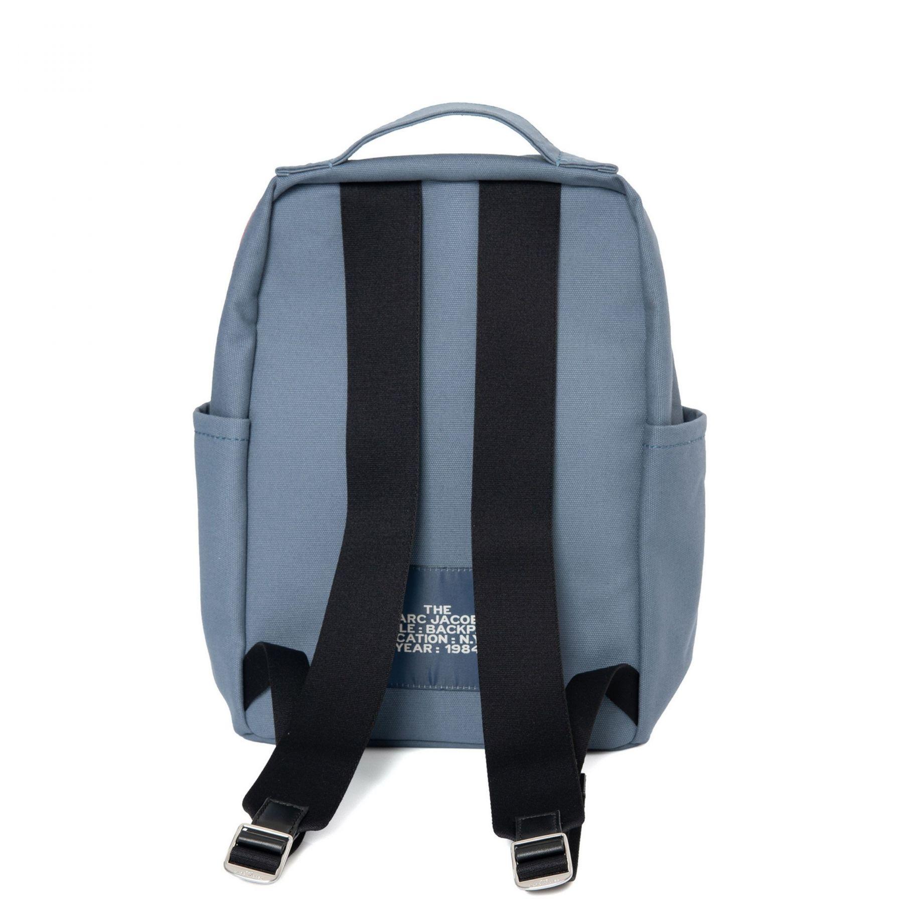 Рюкзак Marc Jacobs THE BACKPACK голубой