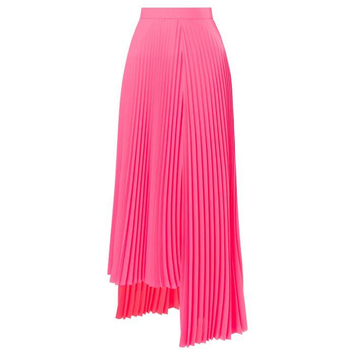 Юбка Balenciaga розовая