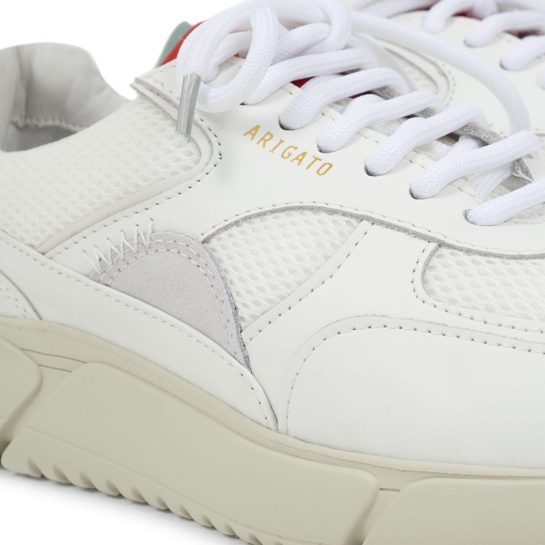 Кроссовки Axel Arigato Genesis белые