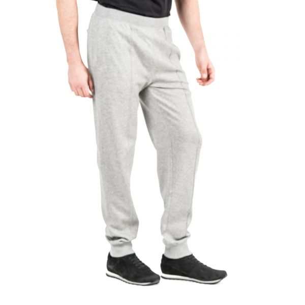 Спортивные брюки Corneliani серые