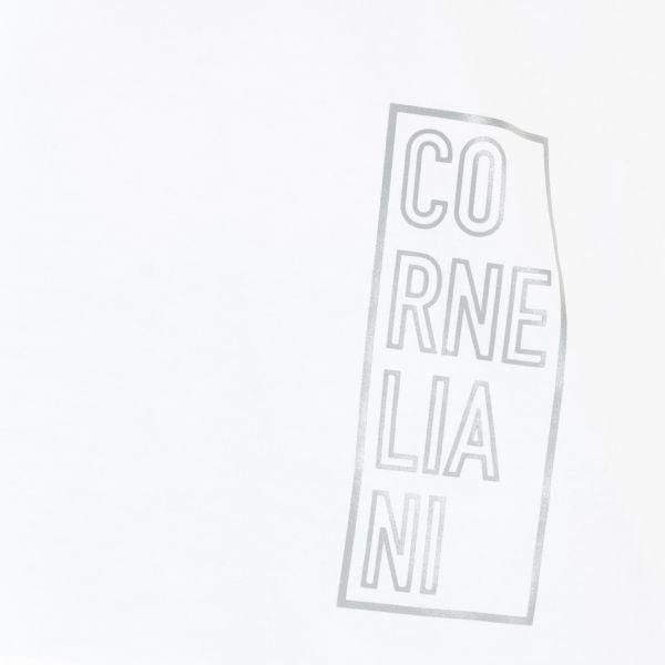 Футболка Corneliani белая