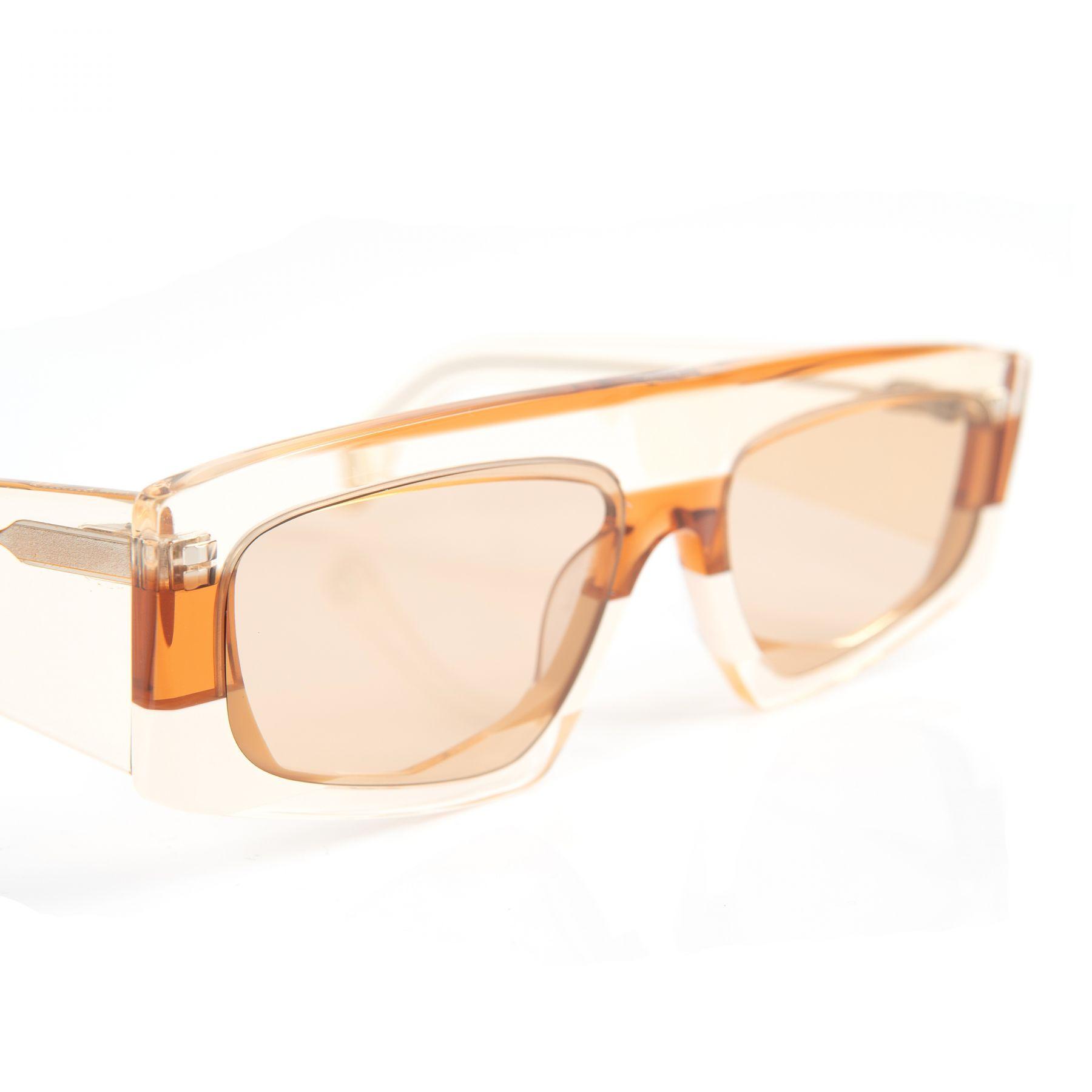 Очки Jacquemus Les lunettes Yauco оранжевые