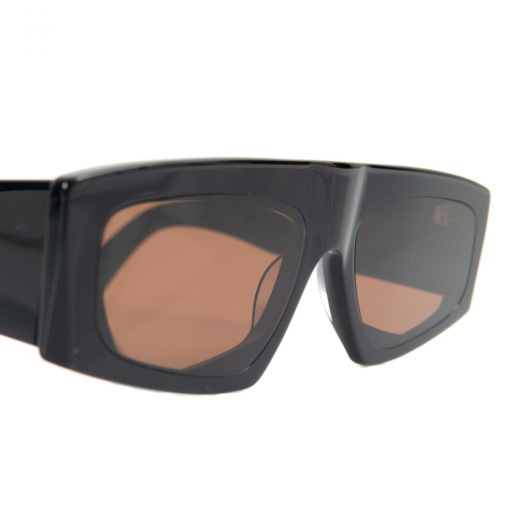 Очки Jacquemus Les lunettes Yauco черные