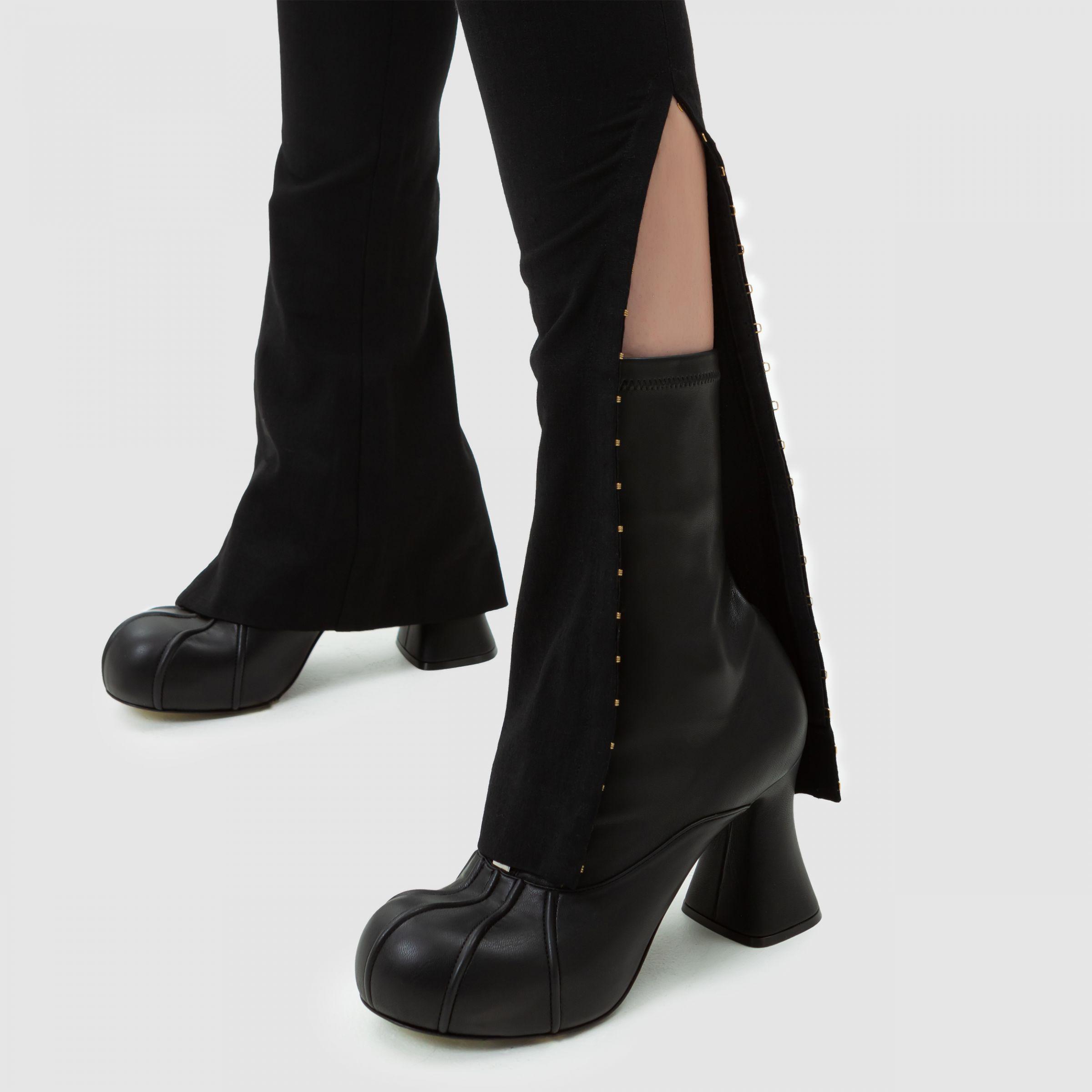 Леггинсы Jacquemus Le pantalon Obiou черные